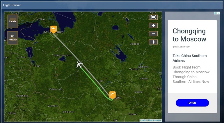 FlightStats: Flight Tracker