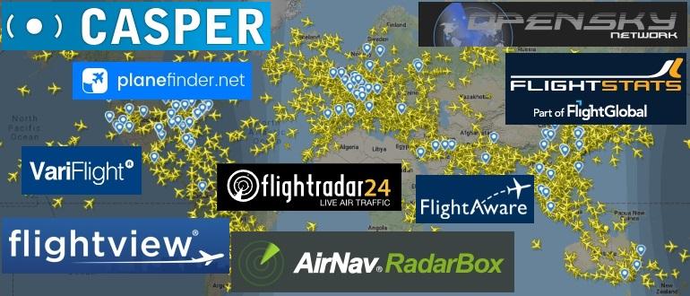 самолёты онлайн